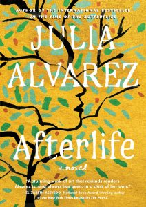 Afterlife by Julia Alvarez book cover