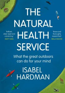 The Natural Health Service by Isabel Hardman book cover