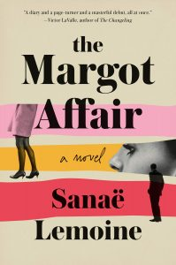 The Margot Affair by Sanaë Lemoine book cover