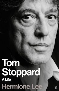 Tom Stoppard: A Life by Hermione Lee book cover