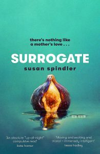 Surrogate by Susan Spindler book cover