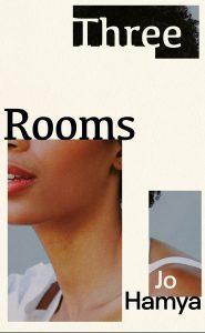 Three Rooms by Jo Hamya book cover