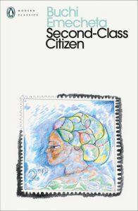 Second-Class Citizen by Buchi Emecheta book cover